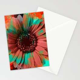 Lysergic Flower Stationery Cards