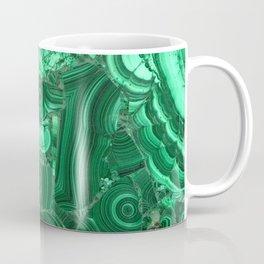 Green Agate Surface Coffee Mug