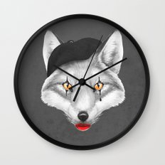 the fox doesn't say Wall Clock