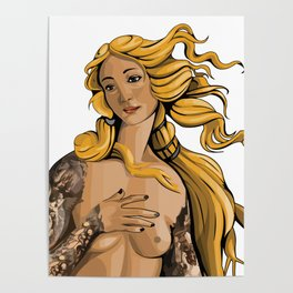 Venus Rebirth Poster