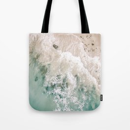 Frothy Fourth Beach Tote Bag