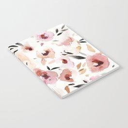 Wild Pansies Notebook