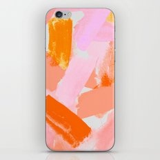 A Vision in Blush iPhone & iPod Skin