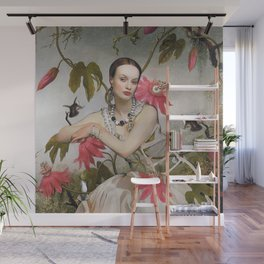 Passion Paradise  Wall Mural