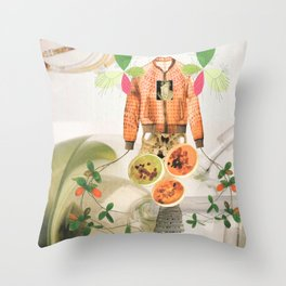 Propagation 1 Throw Pillow