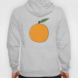 Colorful juicy orange Hoody