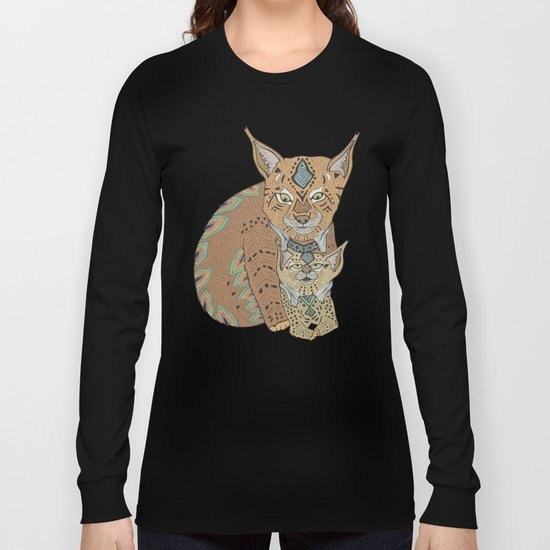 Wild Cats Love II Long Sleeve T-shirt