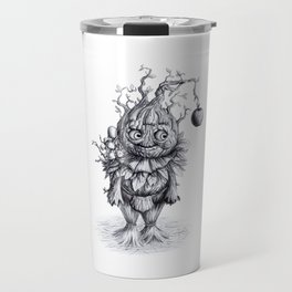 The Bewilder Tree Travel Mug