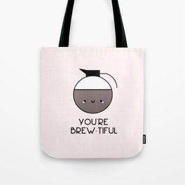 Beauty is in the eye of the Mug Holder Tote Bag