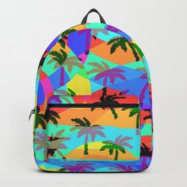 Tropical euphoria Backpack