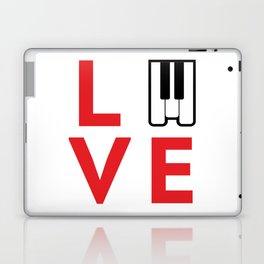 Love music #society6 #music #buyart #artprint Laptop & iPad Skin