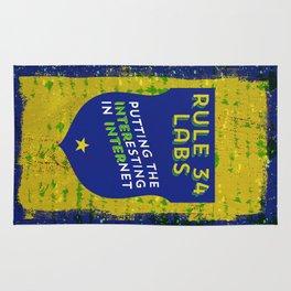 Rule 34 Labs Rug