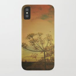 Summer Enchantment Love iPhone Case