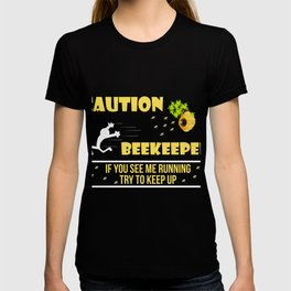 Awesome Tee For Beekeeper. Costume Ideas T-shirt