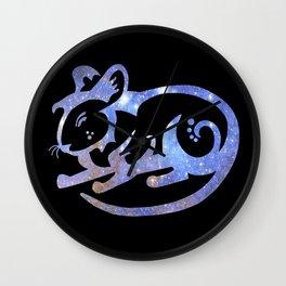 Rat zodiac  Wall Clock