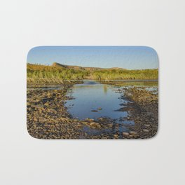 Pentecost River Crossing Bath Mat