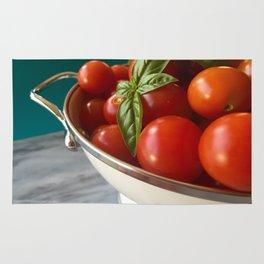 Cherry tomatoes Rug