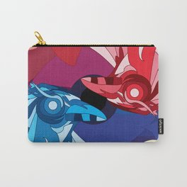 Dawn and Dusk Carry-All Pouch