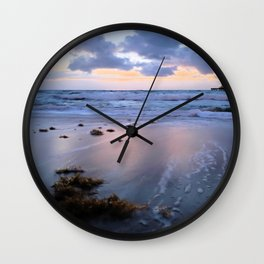 The Wash Out Wall Clock