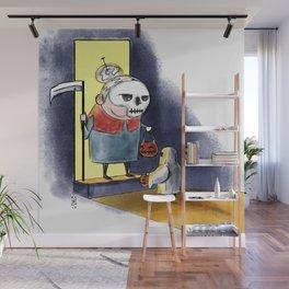 Halloween Gran Wall Mural