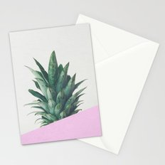 Pineapple Dip Stationery Cards