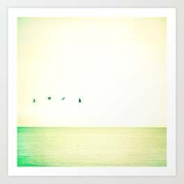Flight 2.0 Art Print