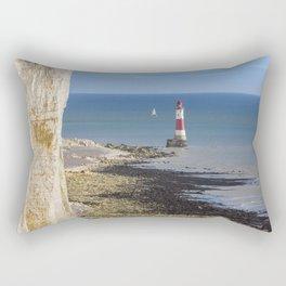 Beachy Head Lighthouse Rectangular Pillow