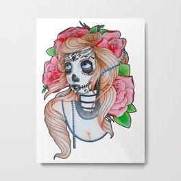 CATRINA Metal Print