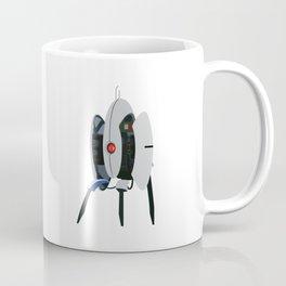Video Game Portal Aperture Turret Coffee Mug