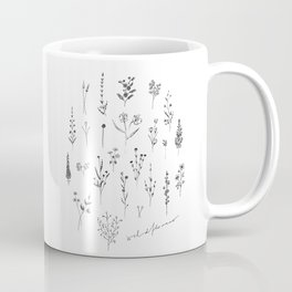 Wildflowers II Coffee Mug