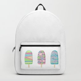 Popsicle Triptych Backpack