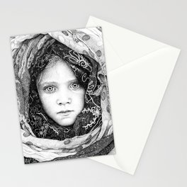 Nomads IV Stationery Cards