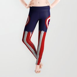 "Captain ""Steve Rogers"" America Leggings"