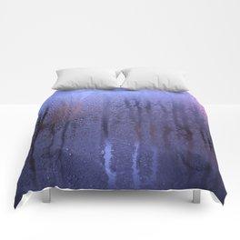 Purple Condensation Comforters