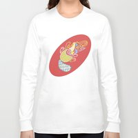 platypus Long Sleeve T-shirts featuring Platypus by Sarah Hedge