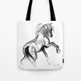 Wild horse (Bachelor) Tote Bag