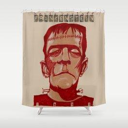 Frankie Boriff Karlos Shower Curtain
