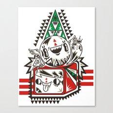 La La La Canvas Print