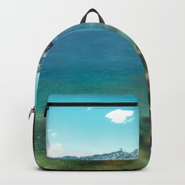 Summertime Lakeside - Crater Lake Backpack