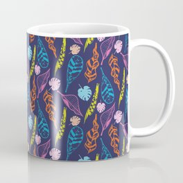Tropical Leaf Fall Coffee Mug