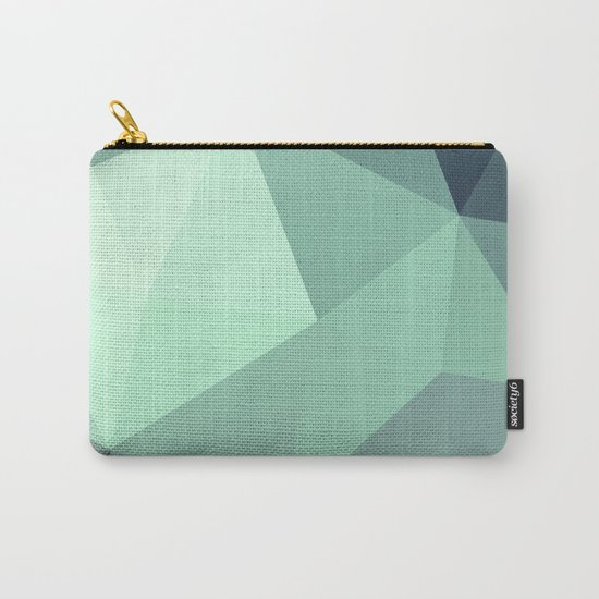 geometric VI Carry-All Pouch