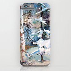 Carol of the Birds Slim Case iPhone 6s