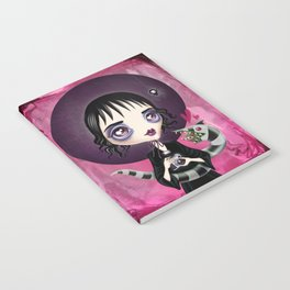 Strange and Unusual Notebook