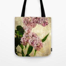 Vintage Lilacs in Bloom Tote Bag