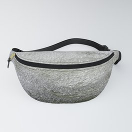 WATER BUBBLES - ABSTRACT ART Fanny Pack