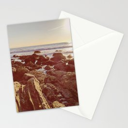 Jagged Shore Stationery Cards