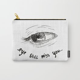eyes don't lie 04 Carry-All Pouch