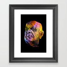 Rainbow Sibelius Framed Art Print