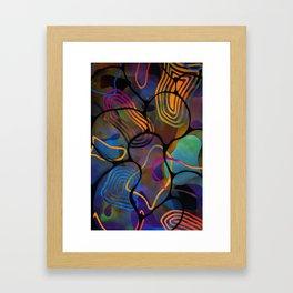 Inner Architecture Framed Art Print