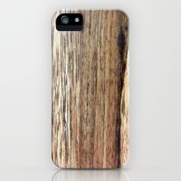 Madera I iPhone Case